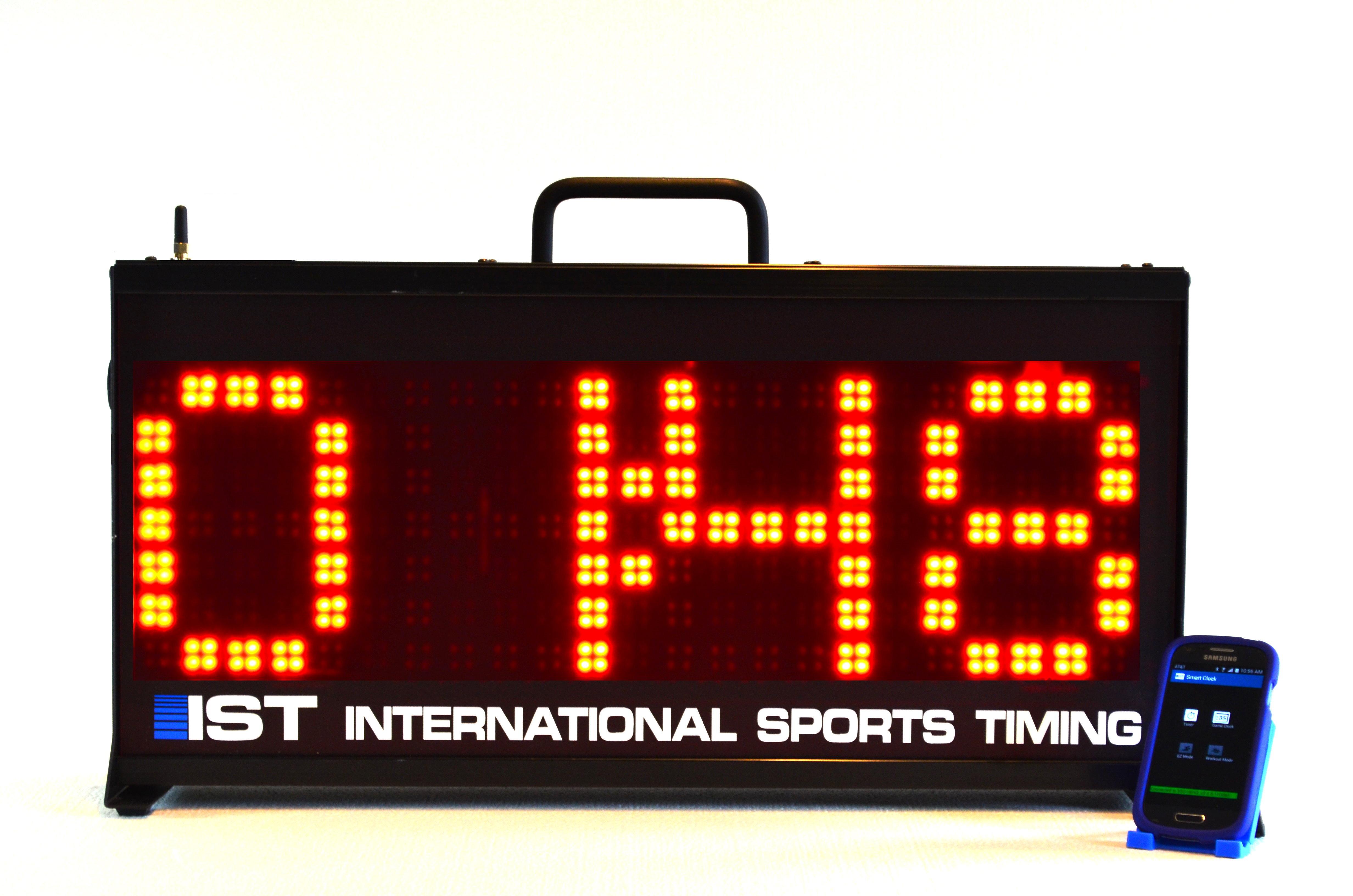Digital Pace Clocks