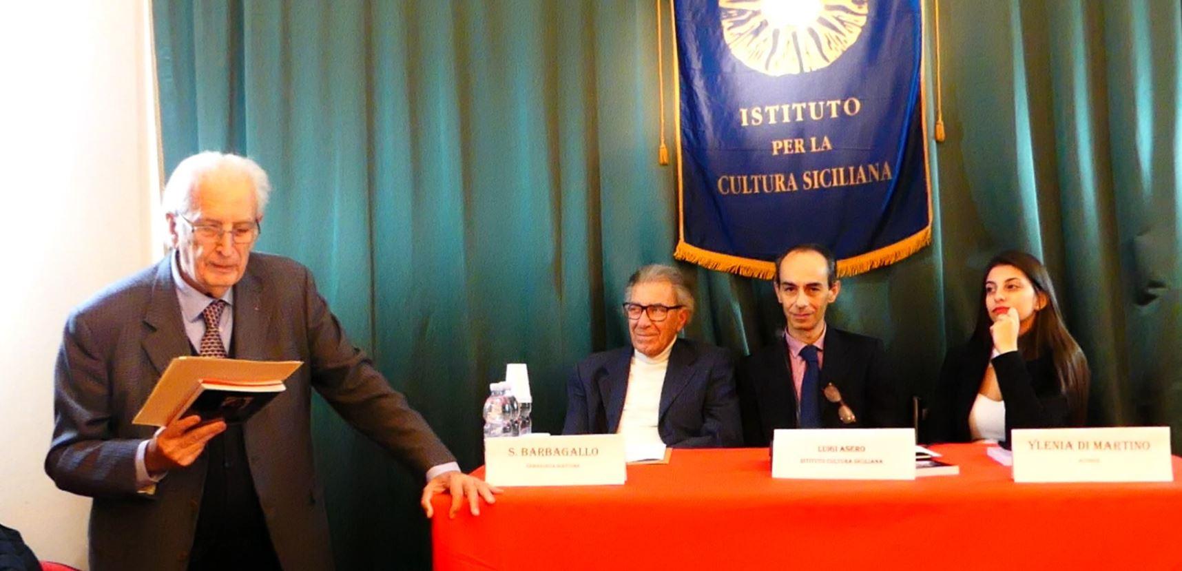 Presentato anche a Catania NOW di Ylenia Di Martino, giunto alla seconda ristampa