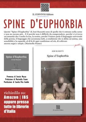 """Sabato 20 gennaio l'Istituto per la Cultura Siciliana ha  presentato """"Spine d'Euphorbia"""" di Josè Russotti"""