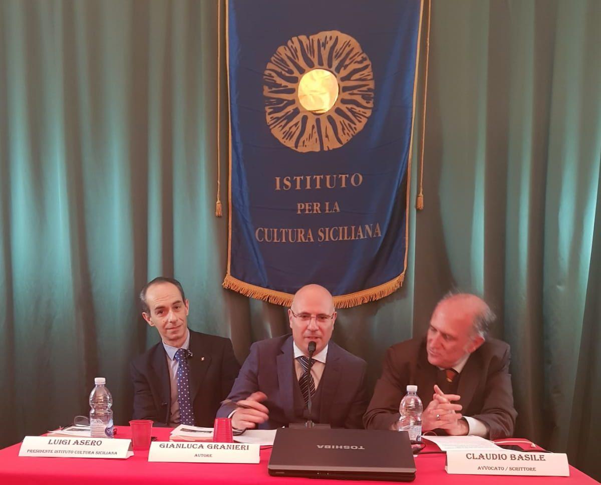 """""""Un milanese a Catania"""" di Gianluca Granieri presentato nella nostra sede il 22 maggio"""