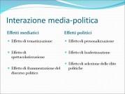 Istituto Fattorello - Spettacolarizzazione e personalizzazione della comunicazione politica 05