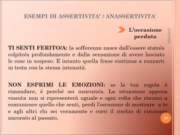 Istituto Fattorello - Comunicazione Assertiva
