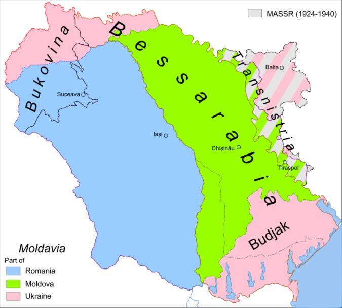 Imagini pentru harta împărţirii moldovei istorice
