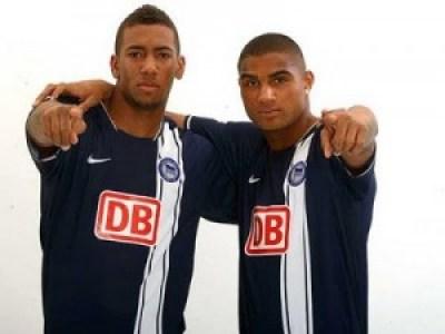 Kevin şi Jerome Boateng