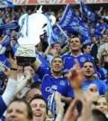 Fani Everton la un meci din Cupa Angliei