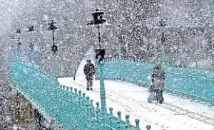 Scarborough - Iarna 1962-63
