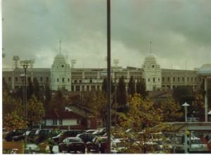 Vechiul Stadion Wembley - turnurile gemene