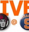 Afis Colgate vs Syracuse