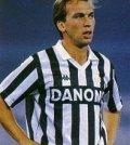 David Platt la Juve