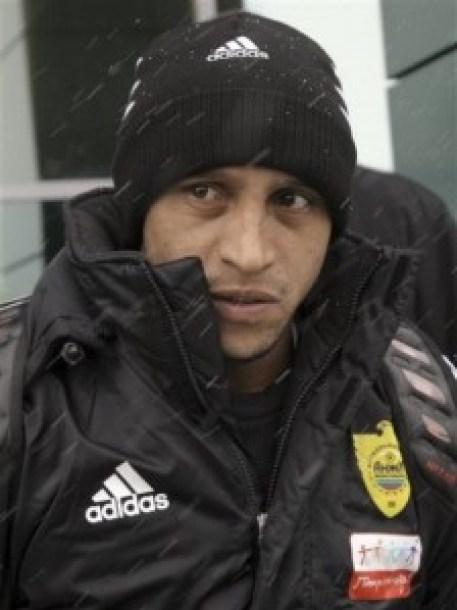 Roberto Carlos poza reala