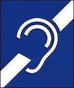 Deaf Sign