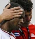 Fotbalisti tristi