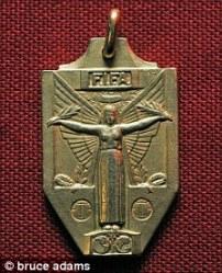 Medalia de campion mondial al lui Nobby Stiles