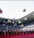 Ceremonie deschidere WC 2010