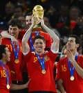 Spania Campioana Mondiala