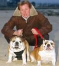 Redknapp cu Rosie si Buster