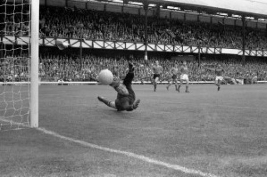 1966 World Cup Russia v Italy
