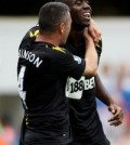 Fabrice+Muamba+of+Bolton+in+action+during+the+Carling+Cup+Fourth+Round+match+between+Arsenal+and+Bolton+Wanderers