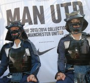 Manchester United - Nike Away Kit Launch