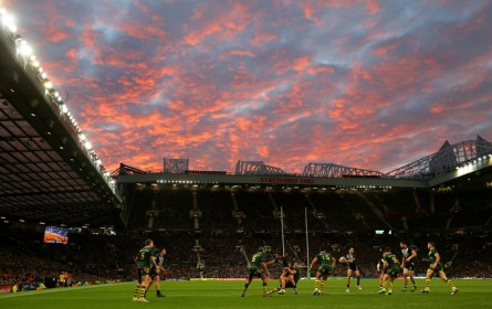 New Zealand v Australia - Rugby League World Cup Final