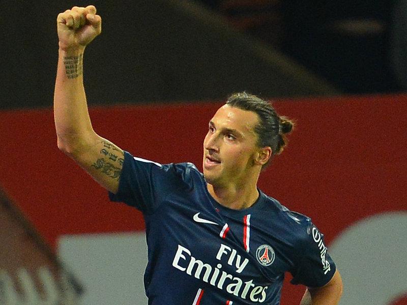 Dream Team-ul lui Zlatan. Singurul fotbalist care nu putea lipsi din echipa ideală este chiar suedezul!