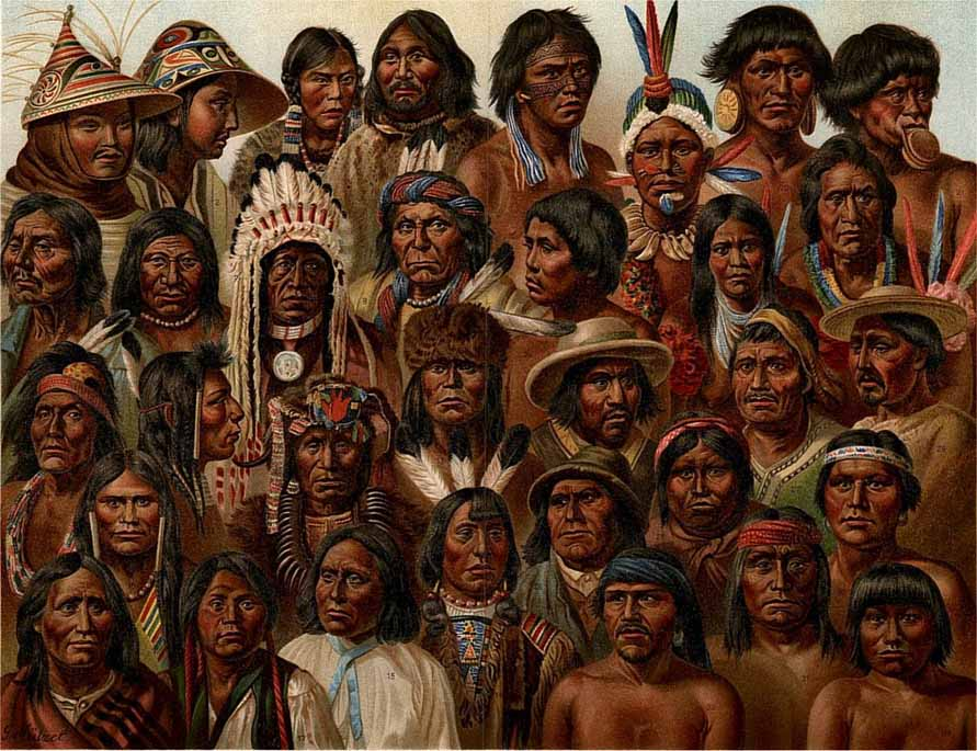 Vechi proverb amerindian despre pământ