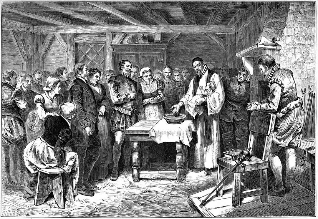 Dispariția misterioasă a unei colonii engleze de pe insula Roanoke în secolul XVI