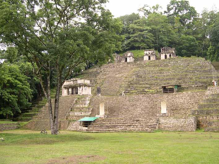 Situl mayaș Bonampak