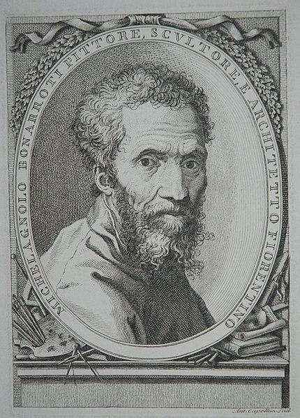 Michelangelo Buonarroti despre ținta oamenilor