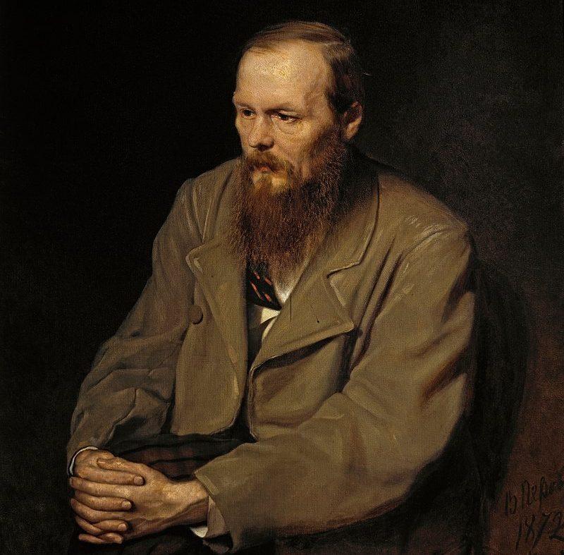 Feodor Dostoievski despre temerile oamenilor