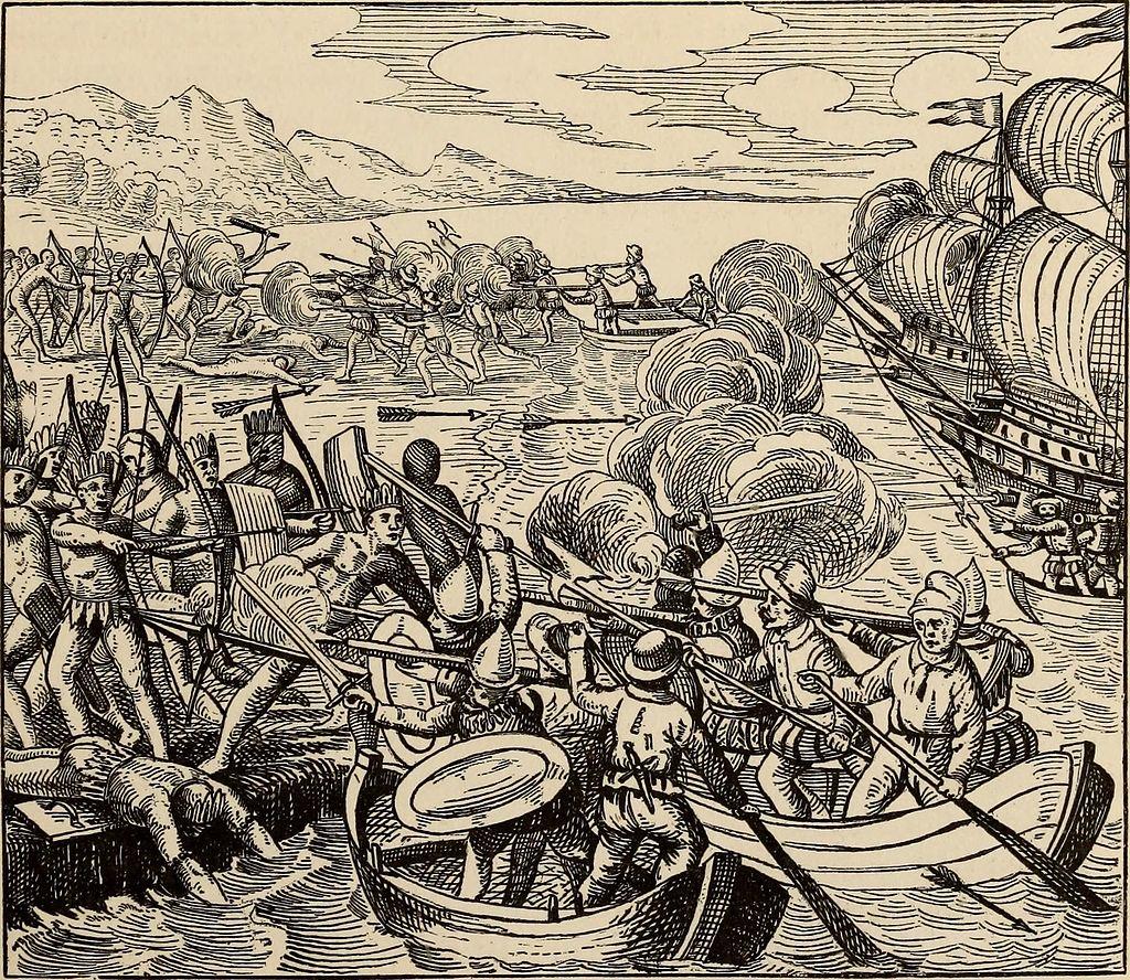 Cucerirea Noii Spanii