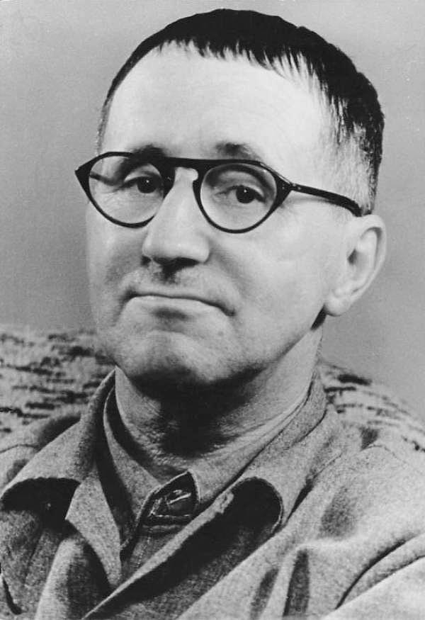 Bertolt Brecht despre luptă