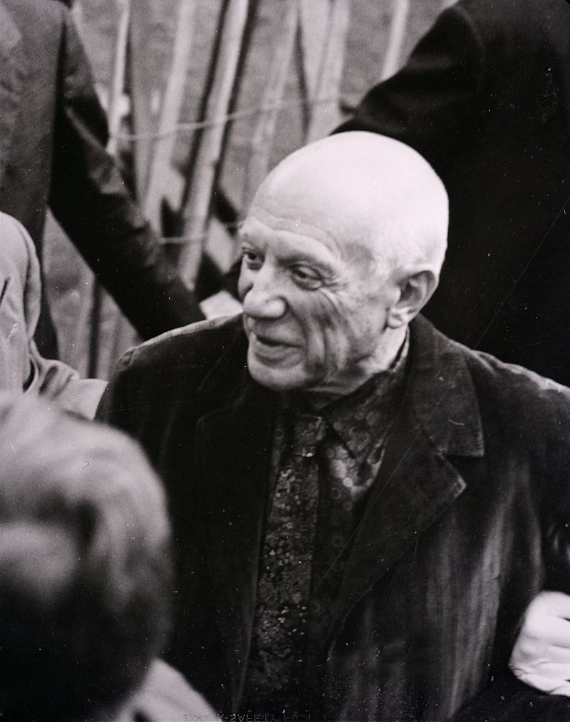 Pablo Picasso despre a imagina
