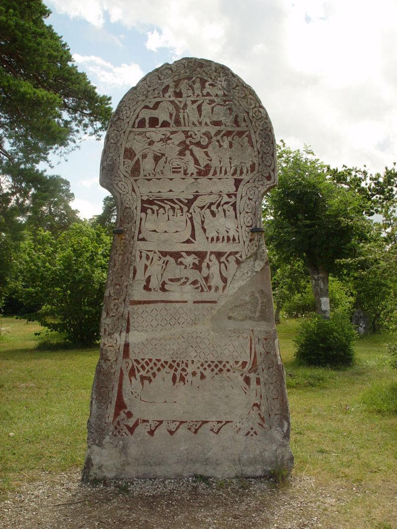 Pietrele istorice din Gotland