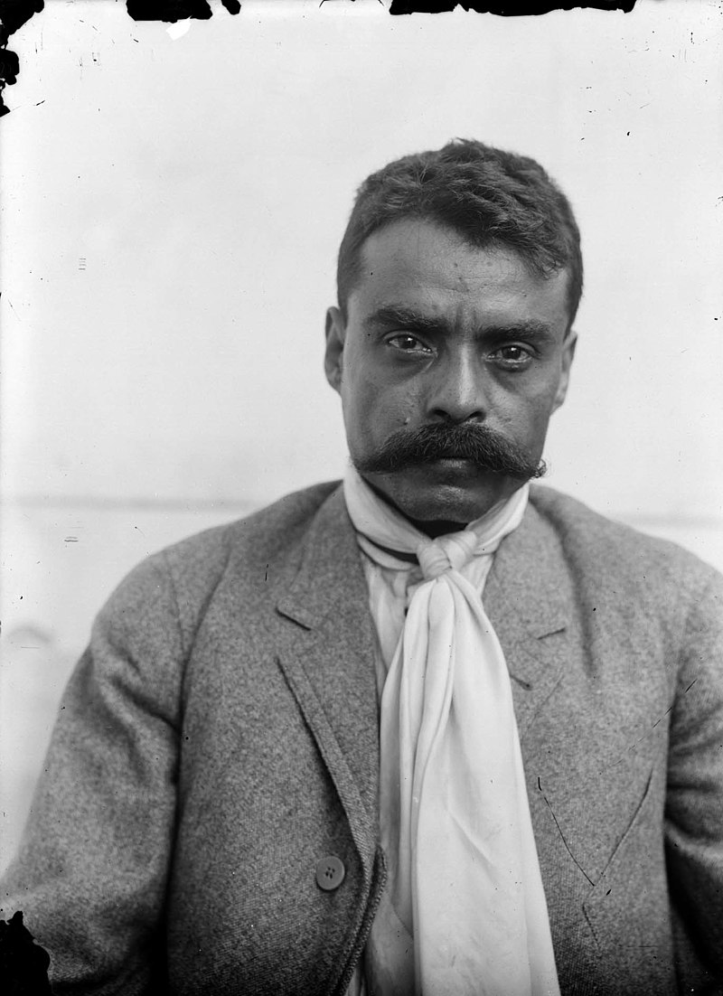 Emiliano Zapata despre demnitatea de a muri în picioare