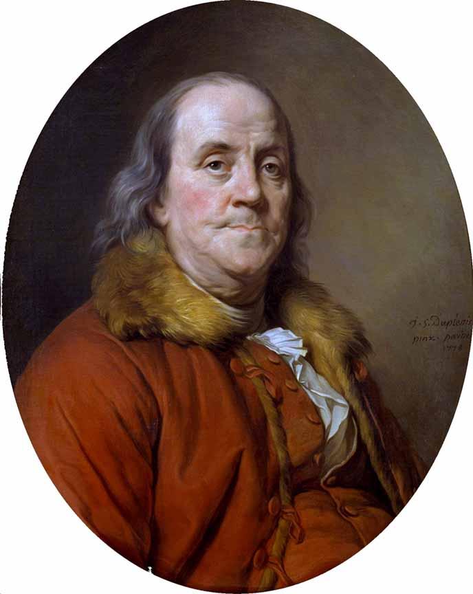 Benjamin Franklin despre moarte și impozite