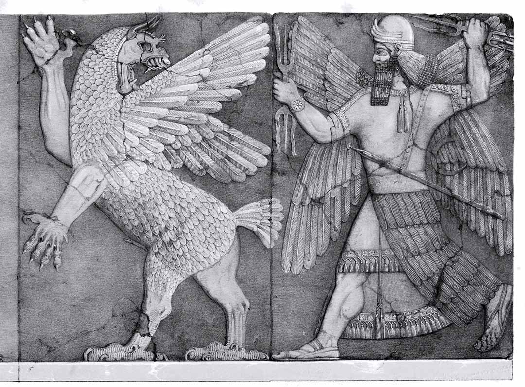 Marduk, zeul autoritar de pe Turnul Babel