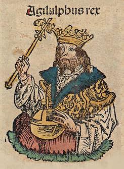 Agiluf, regele longobarzilor