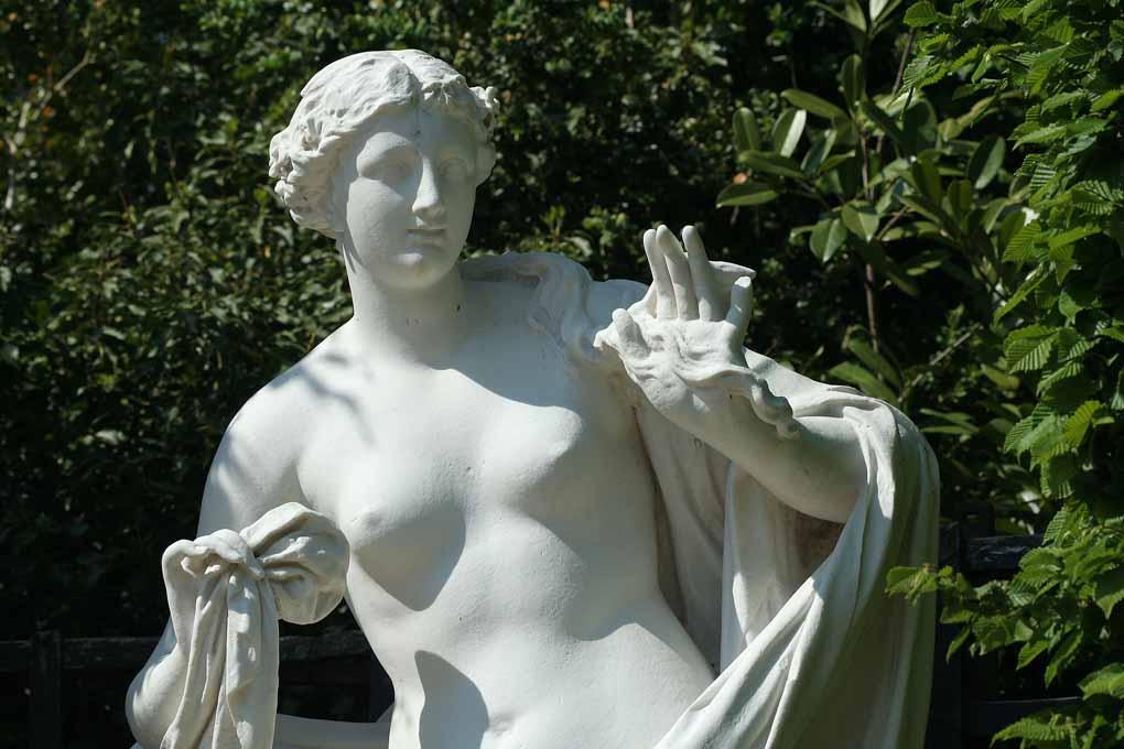 Galateea, nereida de care s-a îndrăgostit ciclopul Polifem