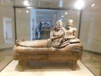 Sarcofagul mirilor, o minune etruscă
