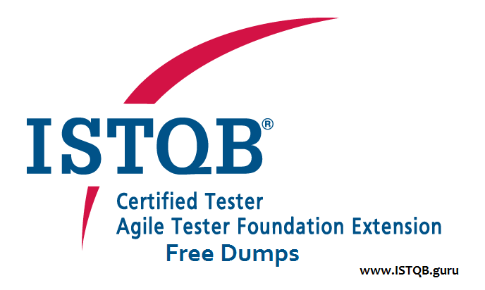 ISTQB Agile Tester Extension Certification Dumps