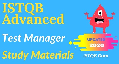 ISTQB Guru Test Manager Study Materials Cover