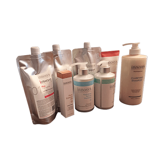 Thermal Reconditioning Straightening Kit Thermal