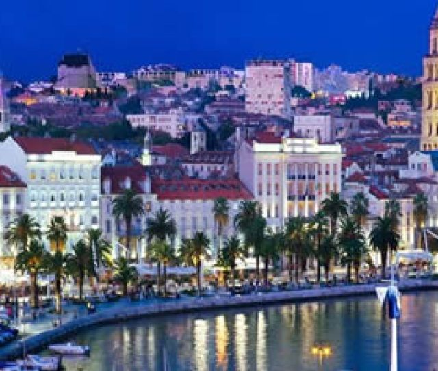 While The Beginnings Of Split Are Often Connected To The Construction Of Diocletians Palace The City Was Founded Earlier As A Greek Colony Of Aspalathos