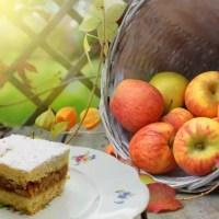 Prhka pita s jabukama i cimetom