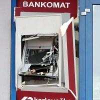 U VRSARU detonacija: Uz pomoć plinske smjese pokušali provaliti u bankomat