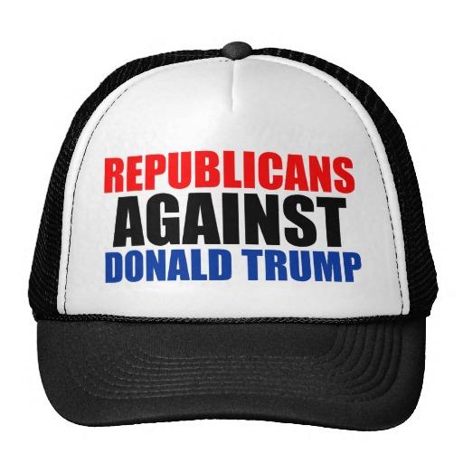 Republicans Against Donald Trump Trucker Hat – Is Trump The Antichrist 2c348a3e6ce