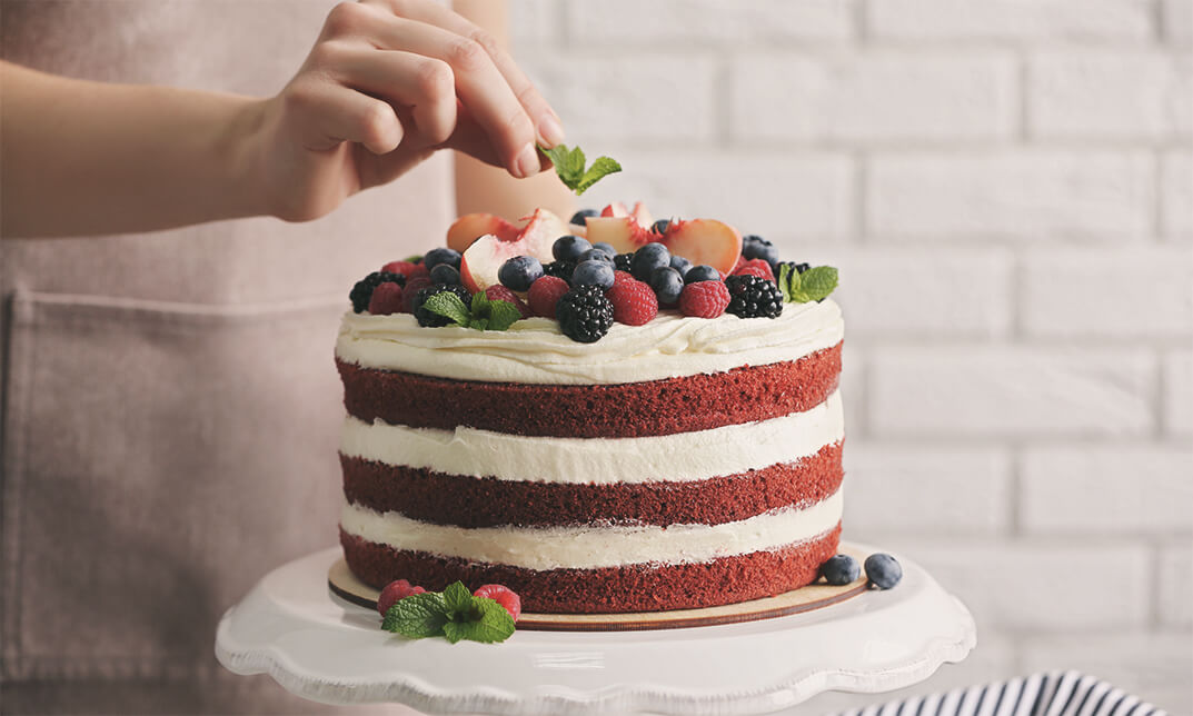 Professional Cake Decorating Course Online  CPD  IAO