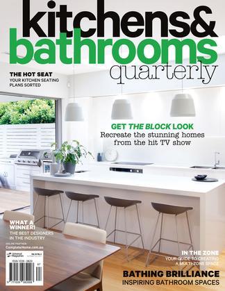 Kitchens  Bathrooms Quarterly Magazine Subscription