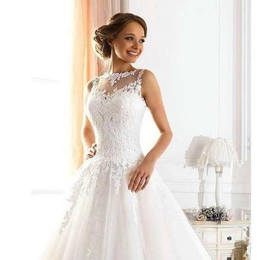 Ball Gown Bridal Gown Lace Wedding Dress online - Cheap Prom Dress ...